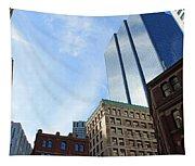 Boston Ma Architecture 2 Tapestry