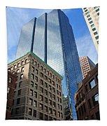 Boston Ma Architecture Tapestry