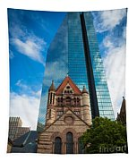 Boston Trinity Church Tapestry