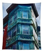 Boston's North End Tapestry