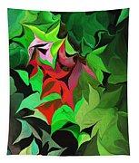 Botanical Fantasy 071613 Tapestry