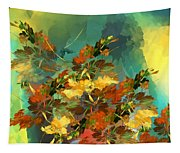 Botanical Fantasy 090914 Tapestry