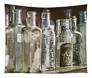 Bottle Collection Tapestry