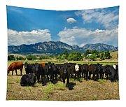 Boulder Beef Tapestry