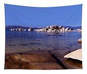 Boulders At The Coast, Lake Tahoe Tapestry