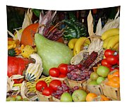 Bountiful Harvest Tapestry