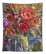 Bouquet De Chez Moi 04 Tapestry