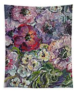 Bouquet Of Sweetness Tapestry