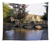 Bourton On The Water 5 Tapestry