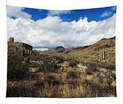 Bowen Homestead Ruins Tapestry