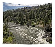 Bowl And Pitcher Area - Riverside State Park - Spokane Washington Tapestry