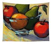 Bowl Of Fruit 5 Tapestry