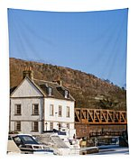 Bowling Harbour House Tapestry