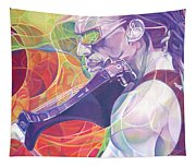 Boyd Tinsley And Circles Tapestry