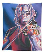 Boyd Tinsley Colorful Full Band Series Tapestry