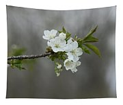Branch Of Spring Tapestry