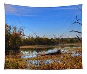 Brazos Bend Swamp Tapestry