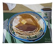 Breakfast Is Served Tapestry