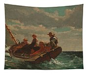 Breezing Up.a Fair Wind Tapestry