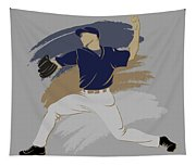 Brewers Shadow Player Tapestry