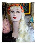 Bric-a- Brac Beauty Tapestry