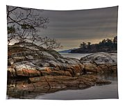 Tranquil Waters Tapestry