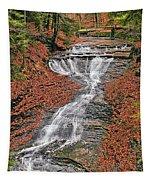 Bridal Veil Waterfall Tapestry