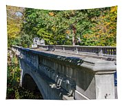 Bridge To Serenity Tapestry