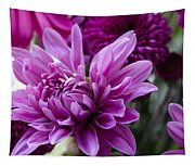 Bright And Beautiful Easter Mums Tapestry