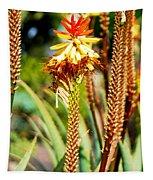 Bright Flower 1 Tapestry