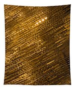 Brilliant Gold And Gems And Jewels Tapestry