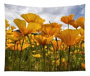 Bring On The Poppies Tapestry