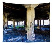 Broken Columns Tapestry