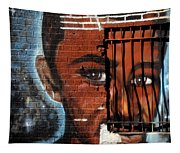 Bronx Graffiti - 2 Tapestry