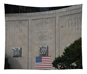 Brooklyn Battery Tunnel Tapestry