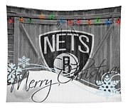 Brooklyn Nets Tapestry