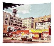 Brooklyn - New York City - Williamsburg Tapestry