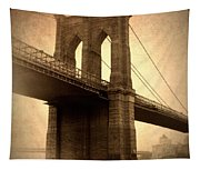 Brooklyn Nostalgia Tapestry