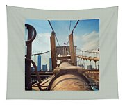 Brookyln Perspective Tapestry