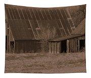 Brown Barns Tapestry