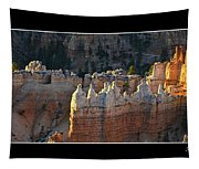 Bryce Canyon At Sunrise Tapestry