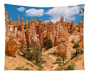 Bryce Canyon Spirals 2 Tapestry
