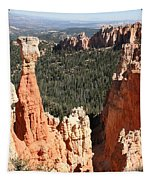 Bryce Canyon - Thors Hammer Tapestry