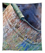 Bucket Of Colors Tapestry