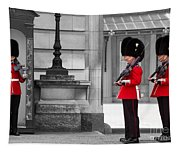 Buckingham Palace Guards Tapestry