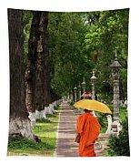 Buddhist Monk 01 Tapestry