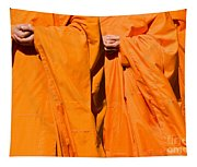 Buddhist Monks 02 Tapestry