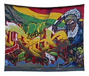 Buffalo Soldier Tapestry