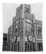 Build A Bear Downtown Disneyland Bw Tapestry