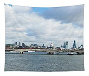 Buildings At The Waterfront, Thames Tapestry